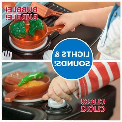 Step2 Chefs Kitchen Playset Kitchen Toy Accessories