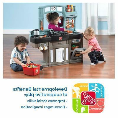 Step2 Playset | Kitchen 25-Pc Accessories