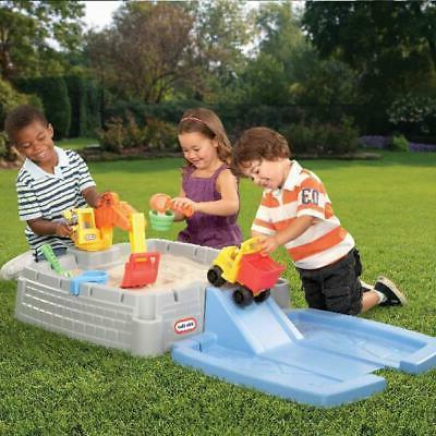 Big Portable Outdoor Backyard Imaginative Fun Play Set lb