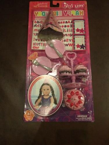 birthday party accessories play set for 18