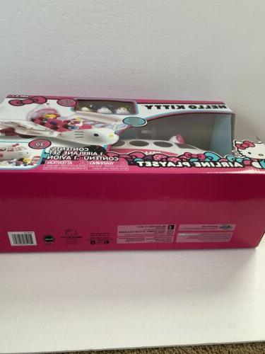 Brand Hello Airline Playset by Jada Toys
