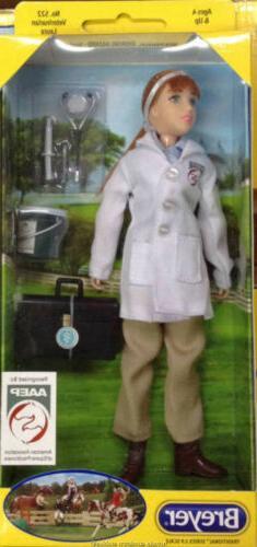 "Breyer Model Horses Accessory Veterinarian Laura 8"" Figure w"