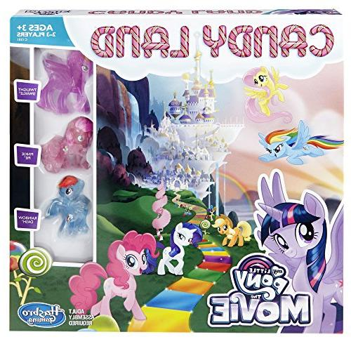 candy land game little pony movie edition