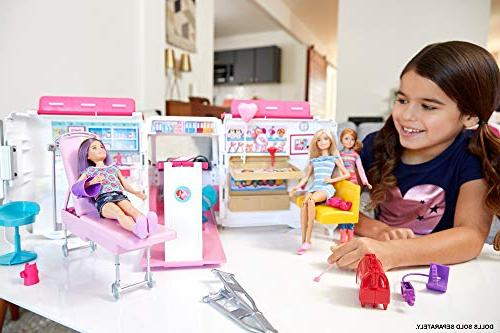 Barbie Clinic Vehicle