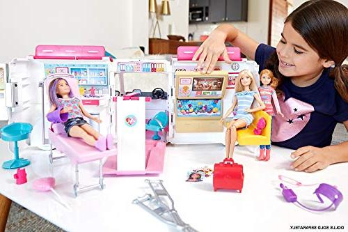 Barbie Care Vehicle