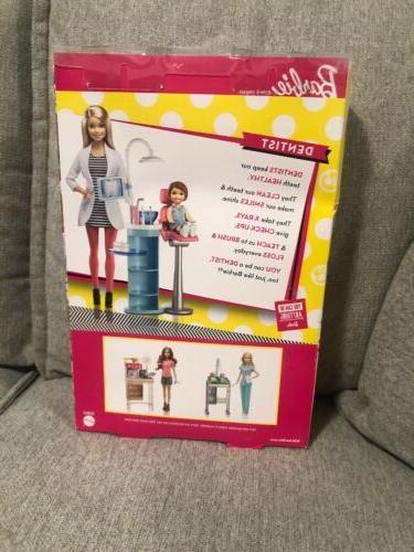 Barbie Careers Playset