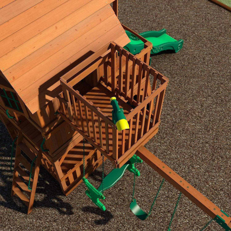 Cedar Playground clubhouse Multiple