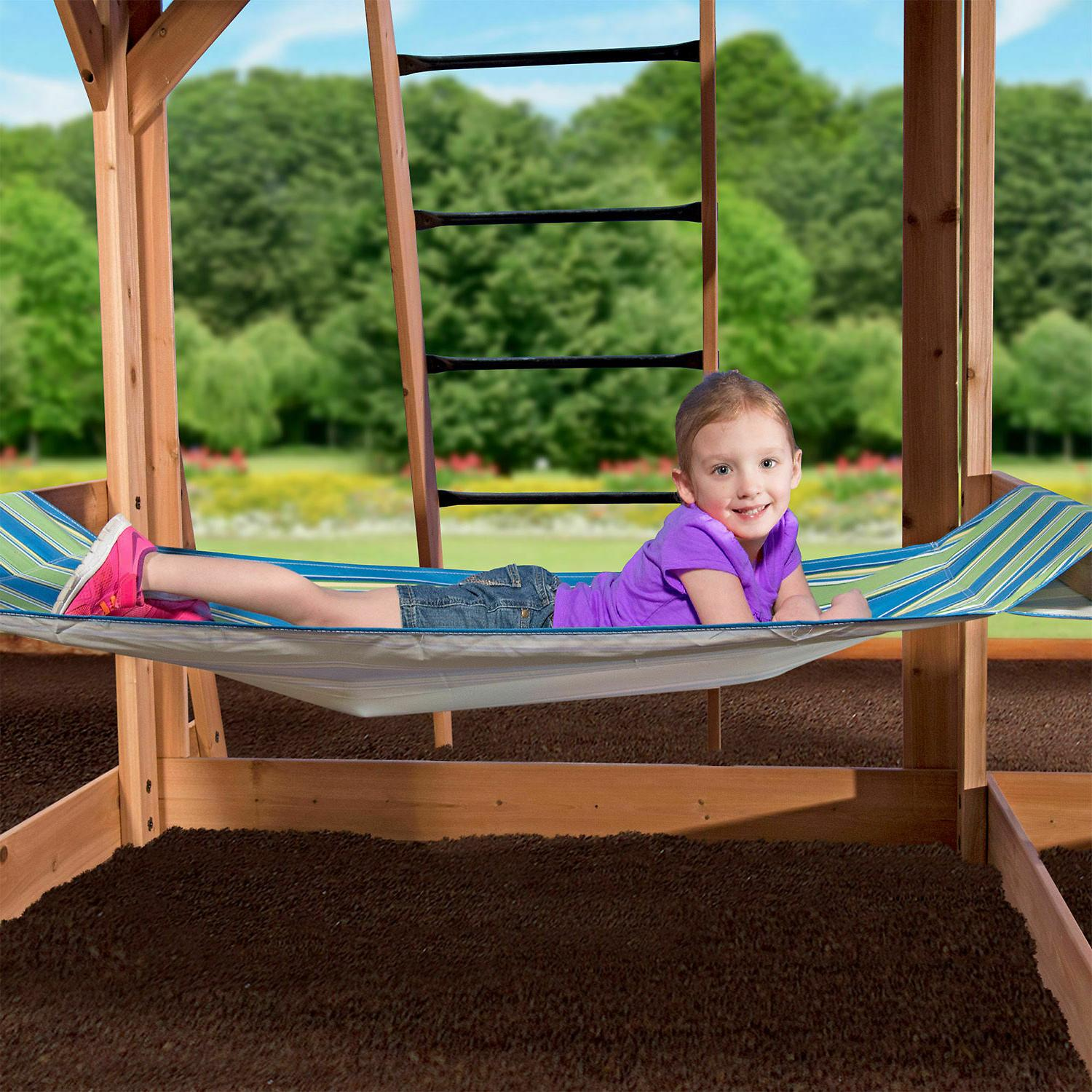 Cedar Swing Playground OCEANVIEW by Discovery