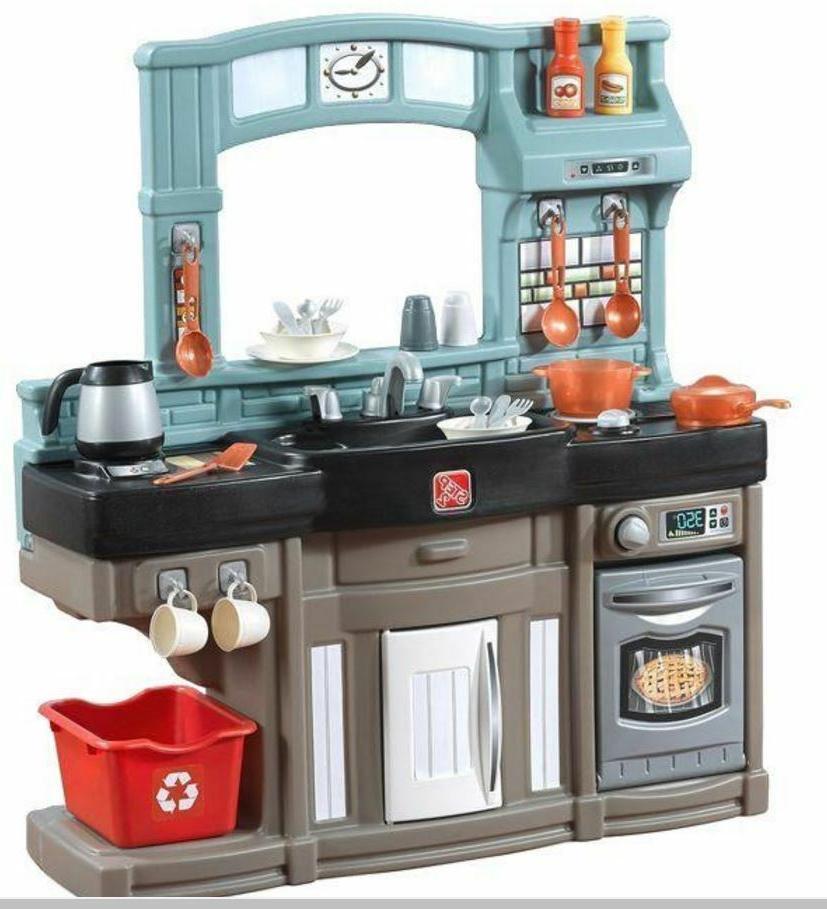 chef kitchen set