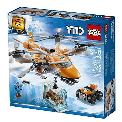 LEGO City Arctic Transport 60193 Building