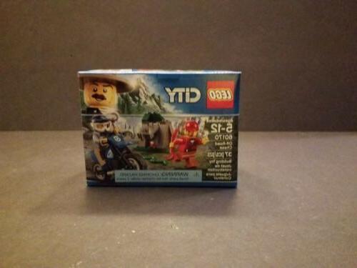 LEGO® City: Building Set 60170 NEW