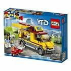 LEGO City-Pizza Van-60150-New In Box-249 PCS-Ages 5-12