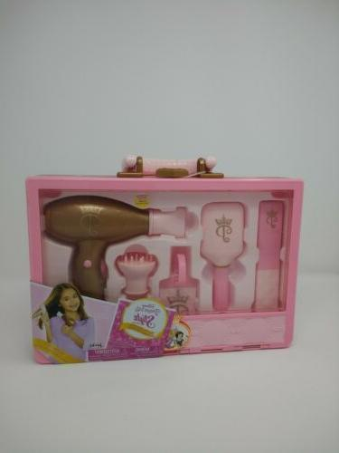 collection hair tote playset
