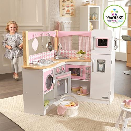 KidKraft Cookware - Pastel