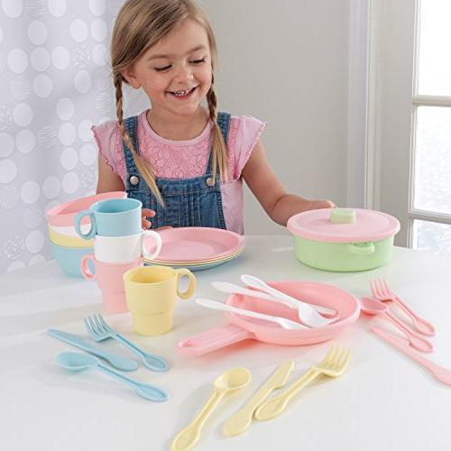 KidKraft Set - Pastel