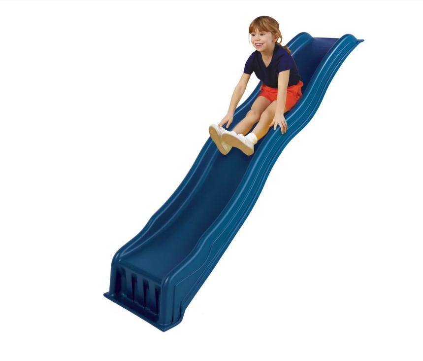 cool wave slide kids backyard playset 80