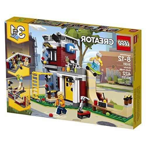 LEGO Skate House Kit
