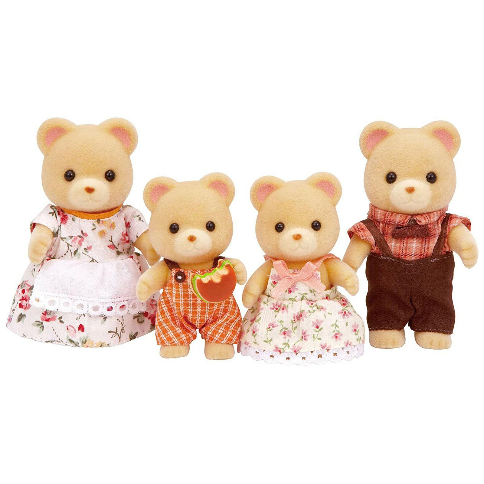 Calico Critters Cuddle Family Set CC1509 IN