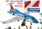 Custom Southwest Stickers for 3182 Passenger Plane Airport f