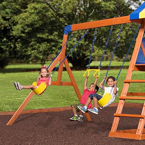 Backyard Discovery Cedar Set