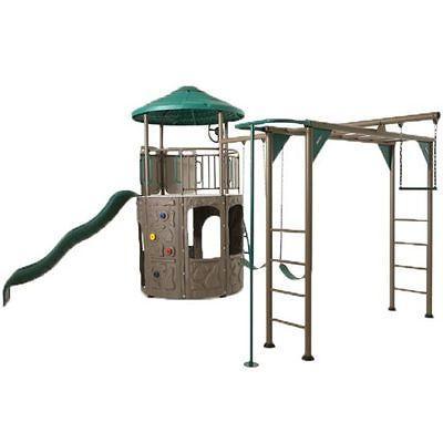 Lifetime Tower Play Tone Swings