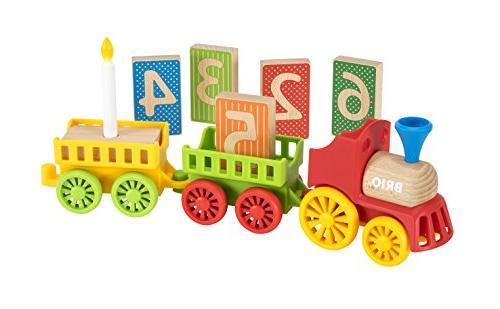 deluxe birthday train