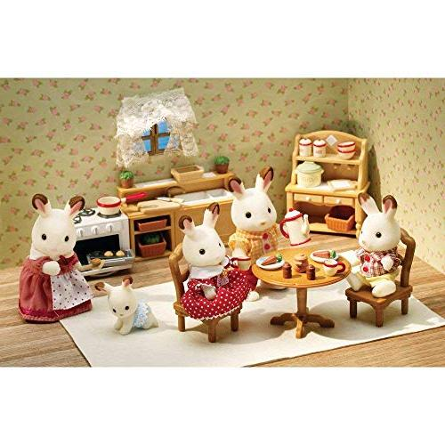 Calico Critters Kitchen