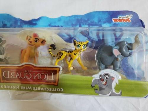 Just Disney Junior 5-Figure Collectible Mini Set