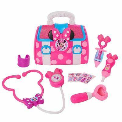 Minnie's Happy Helpers Bag Play