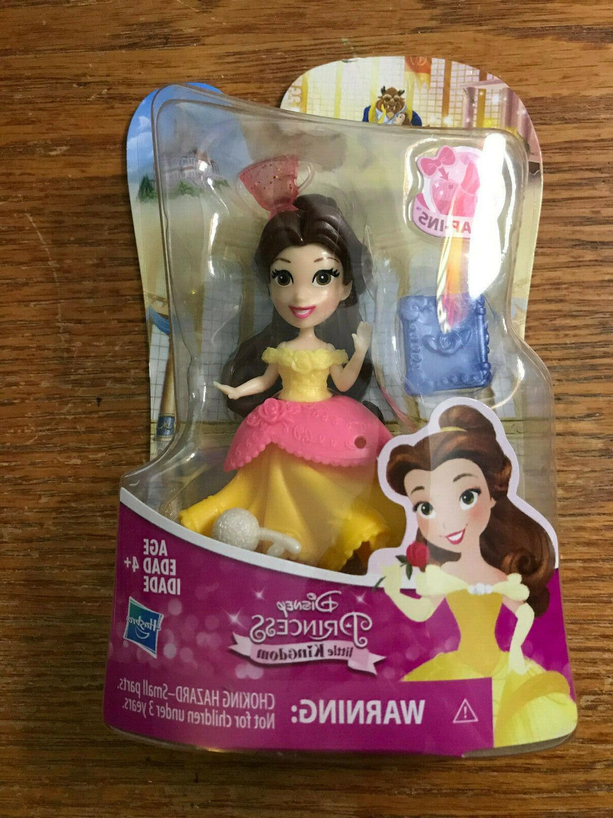 disney princess little kingdom belle snap ins