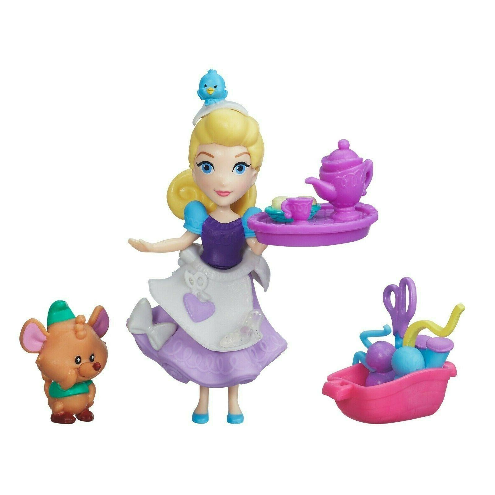 HASBRO Kingdom CINDERELLA's SEWING SNAP