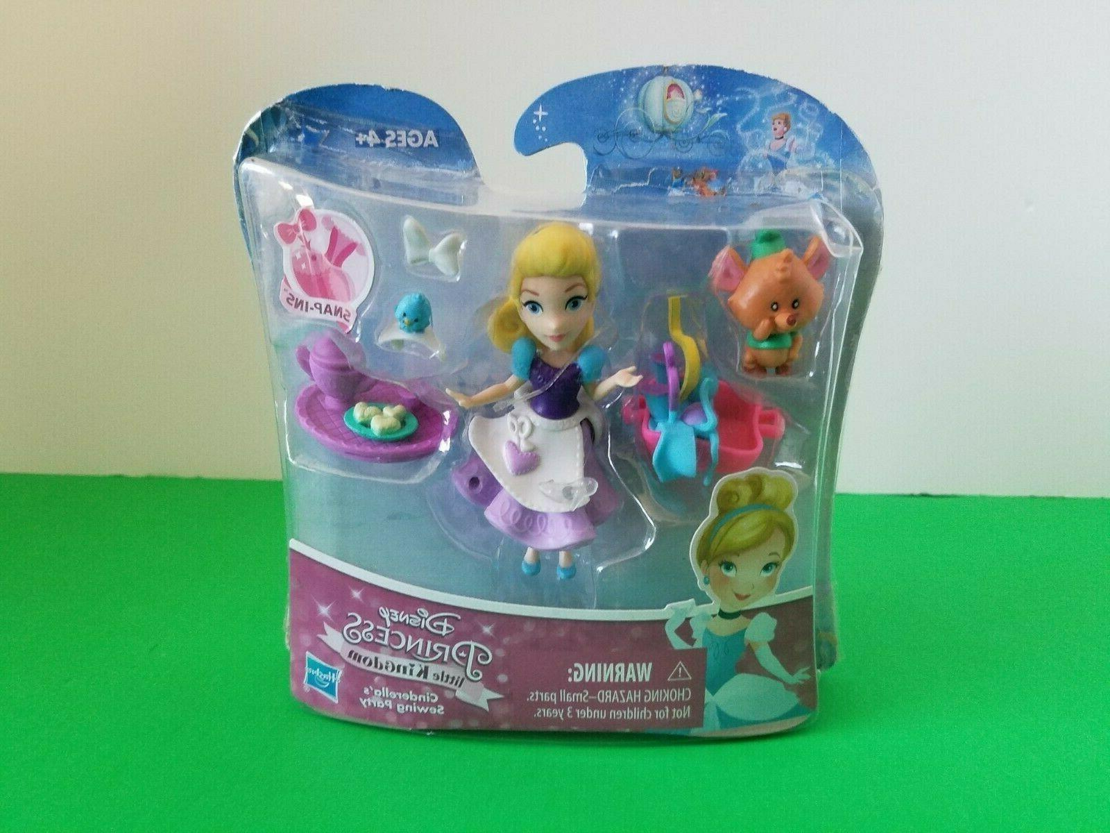 HASBRO Disney Princess Kingdom SNAP IN