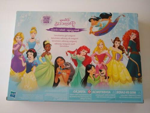Hasbro Disney Princess Little Kingdom Royal Collection Figures