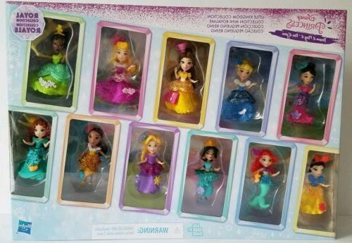 disney princess little kingdom royal collection 3