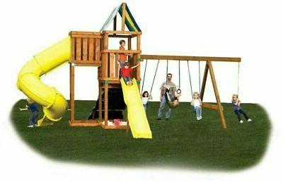 DIY Playground Hardware Kids Swing Slide Playhouse Big