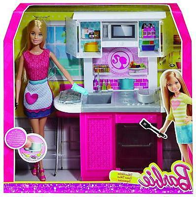 Barbie Doll Furniture Set