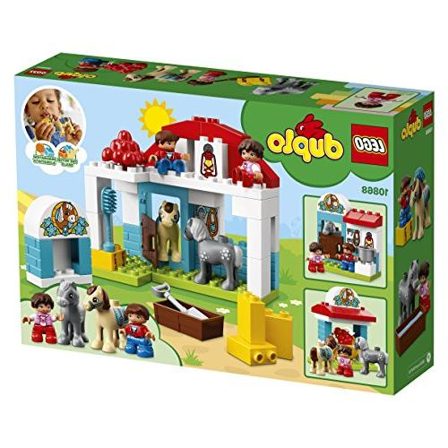 LEGO Town Pony Stable Building Blocks