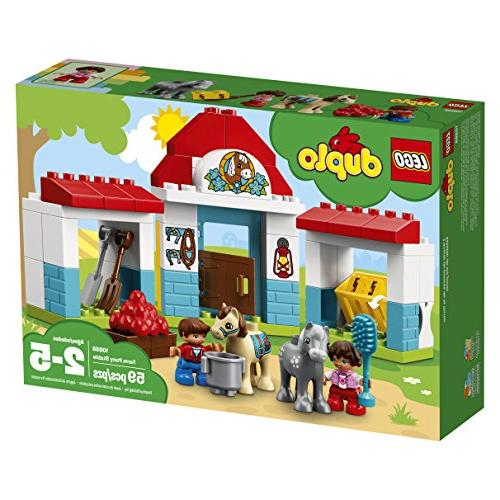 LEGO Town Pony Stable Blocks