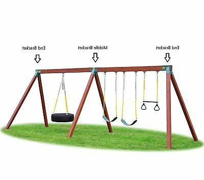 Eastern Jungle Gym Easy 1-2-3 Swing