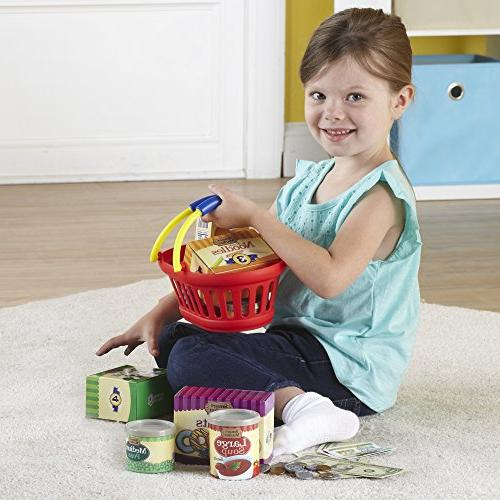 Learning Resources Smart Market 90 Piece