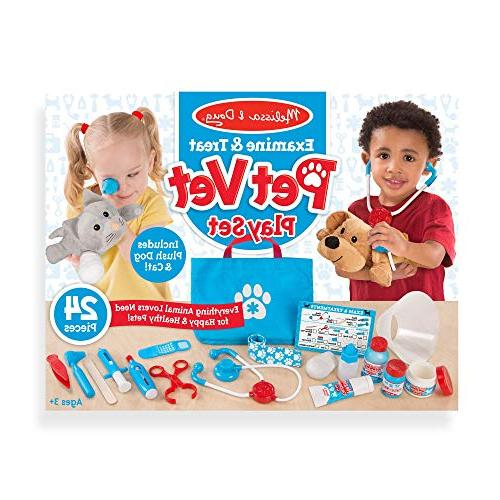 """Melissa Doug & Play People Play Helps Children Develop Pieces, 13.5"""" L"""