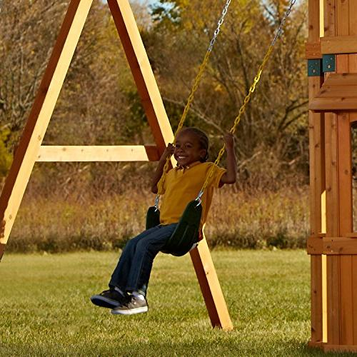 Swing-N-Slide Heavy-Duty Swing