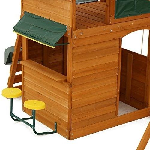 Big Backyard F270855 Clubhouse