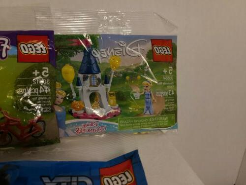 Lego fig play sets bag. Of 5