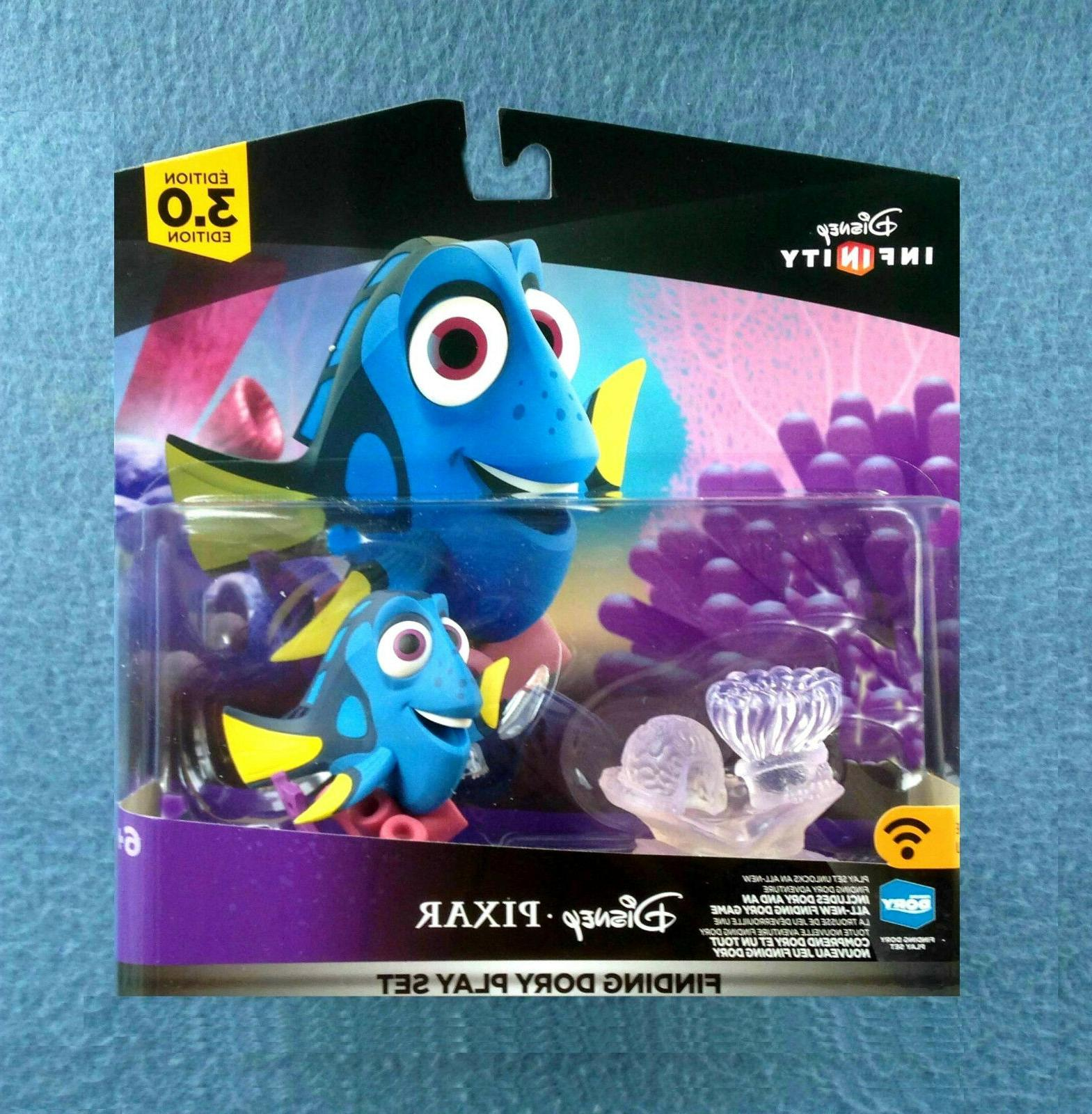 finding dory play set infinity 3 0