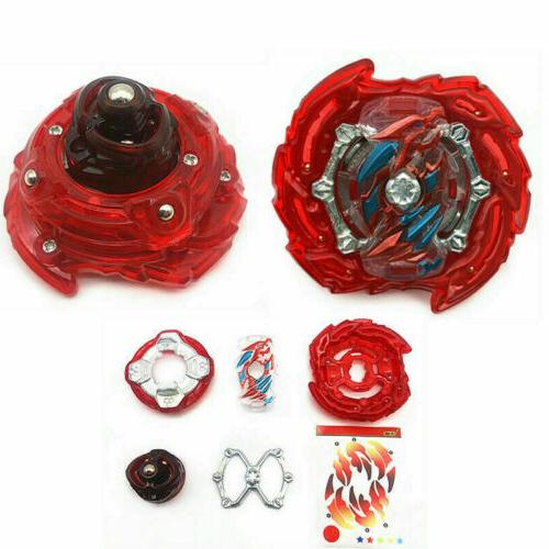 Flare Sen Beyblade Starter Set with