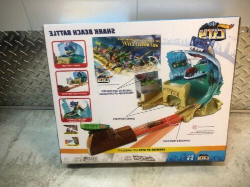 Hot FNB21 City Shark Play Set