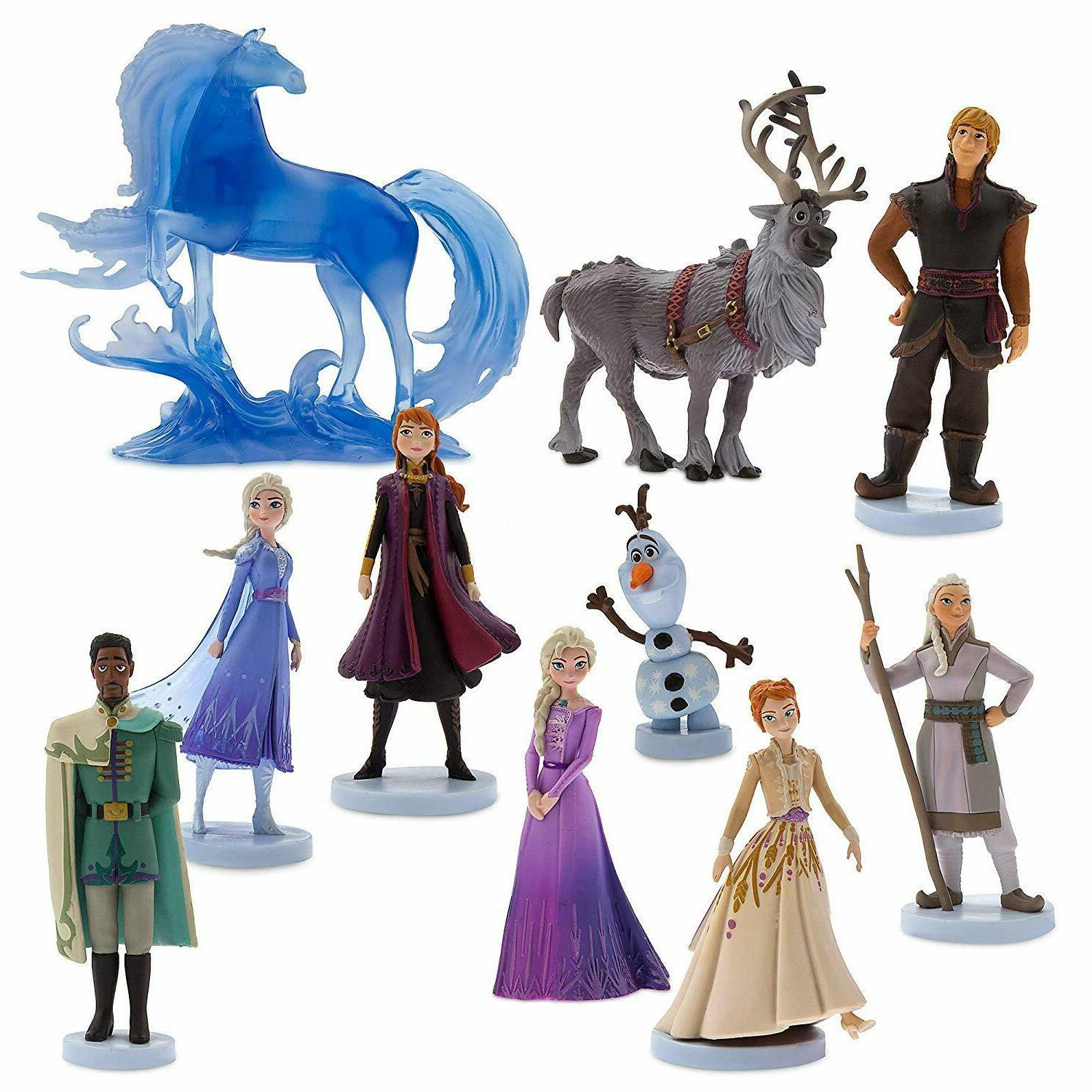 free shipping new frozen 2 deluxe figure
