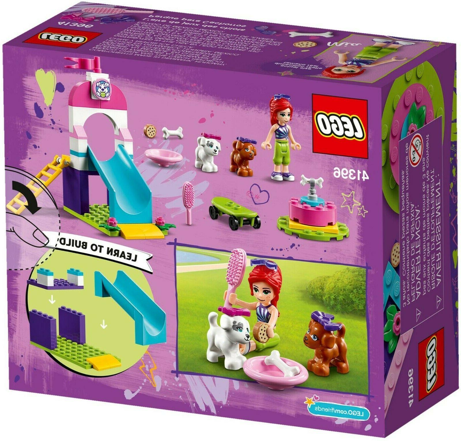 Lego Friends Mia's Puppy Building