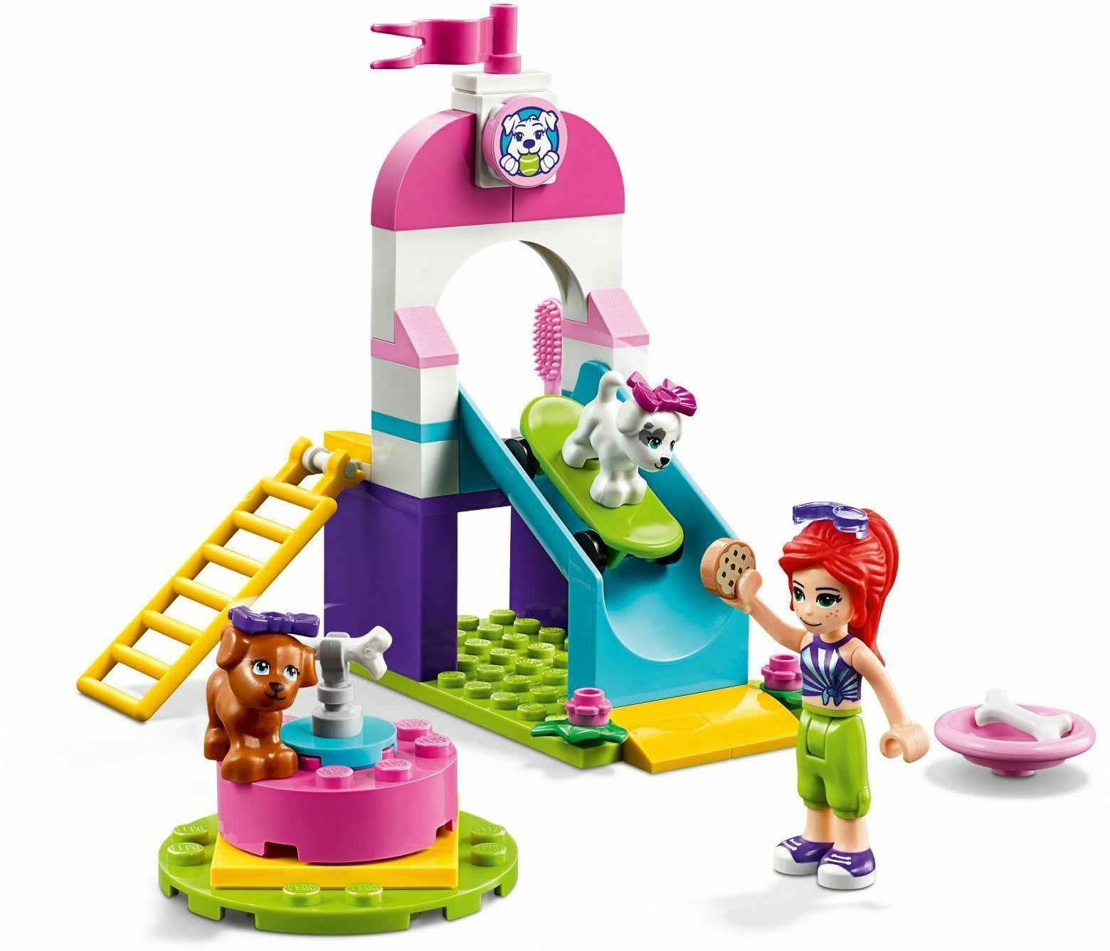 Lego Puppy Adventures Building